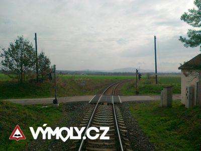 Železniční přejezd P3099
