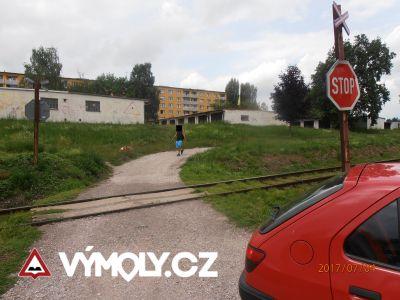 Železniční přejezd P3137