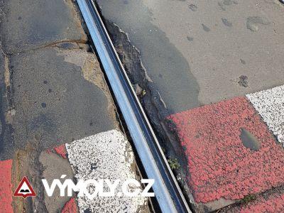 Nebezpečný úsek CZ8534