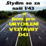 Z. Š. Jsem pro D43
